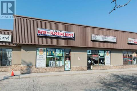 Residential property for sale at 107 Adelaide St South Unit 106 London Ontario - MLS: 177551