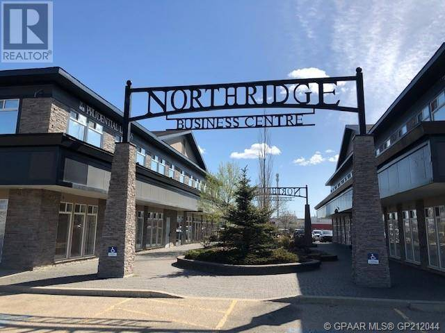 Commercial property for lease at 10127 121 Ave Apartment 106-108 Grande Prairie Alberta - MLS: GP212044