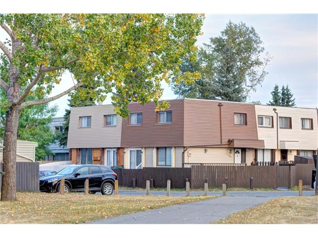 For Sale: 12 Blackthorn Bay Northeast, Calgary, AB | 3 Bed, 2 Bath Townhouse for $200,000. See 18 photos!