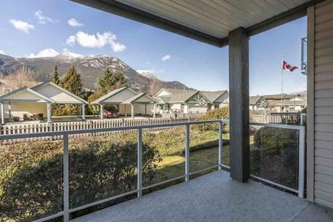 Condo for sale at 1203 Pemberton Ave Unit 106 Squamish British Columbia - MLS: R2443534