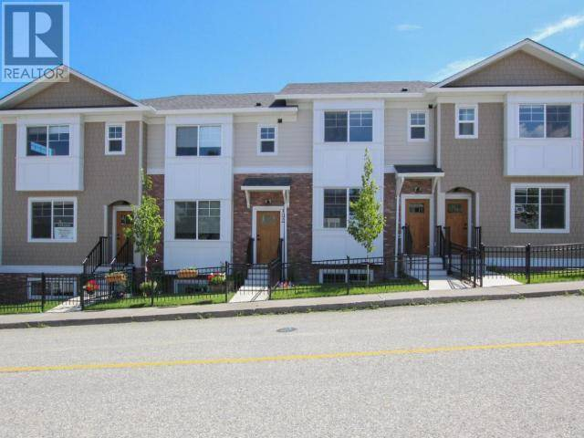 Townhouse for sale at 1393 9th Ave  Unit 106 Kamloops British Columbia - MLS: 154062
