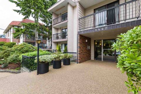 Condo for sale at 1442 Blackwood St Unit 106 White Rock British Columbia - MLS: R2380049