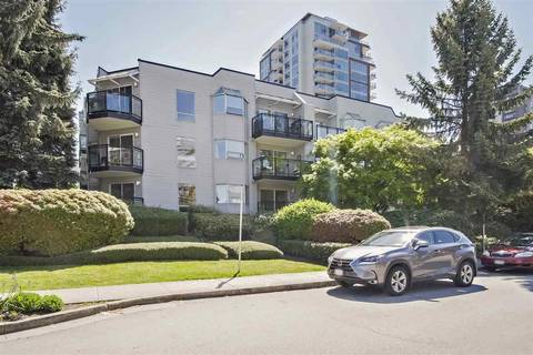 Condo for sale at 1550 Chesterfield Ave Unit 106 North Vancouver British Columbia - MLS: R2401021