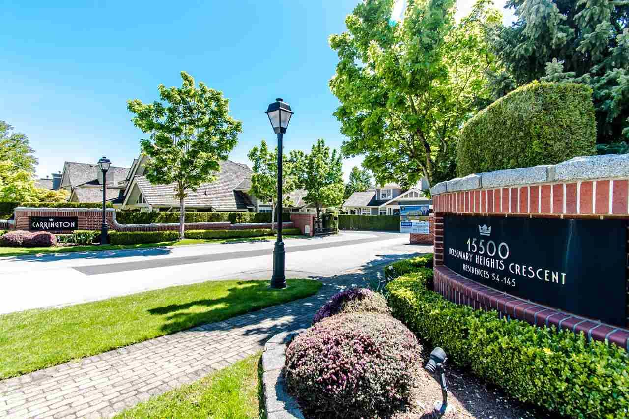 Buliding: 15500 Rosemary Heights Crescent, Surrey, BC