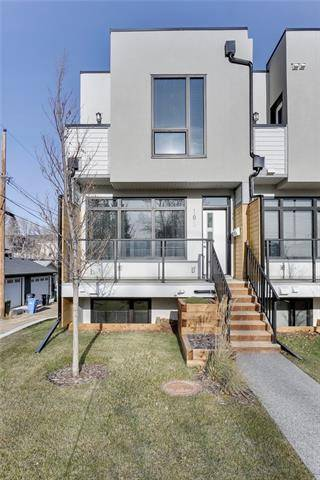 Townhouse for sale at 1616 24 Ave Northwest Unit 106 Calgary Alberta - MLS: C4277728