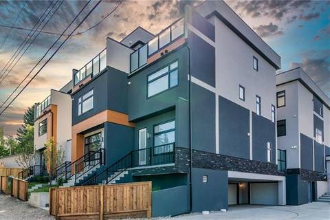 Townhouse for sale at 1632 20 Ave Northwest Unit 106 Calgary Alberta - MLS: C4272726
