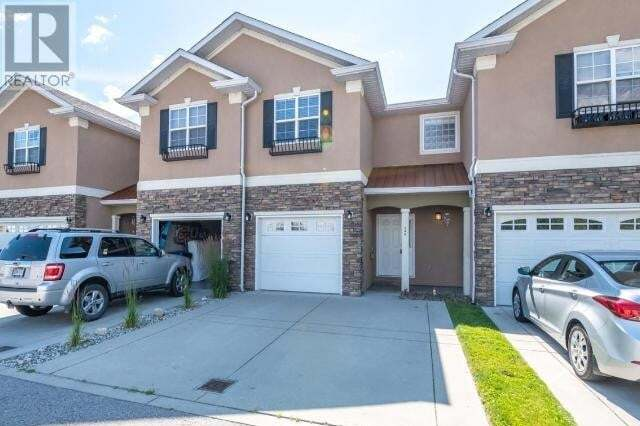 Townhouse for sale at 1742 Fairford Dr Unit 106 Penticton British Columbia - MLS: 184662