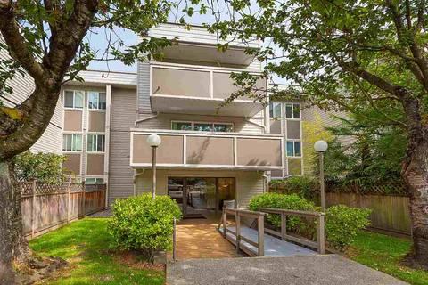Condo for sale at 1775 11th Ave W Unit 106 Vancouver British Columbia - MLS: R2417663