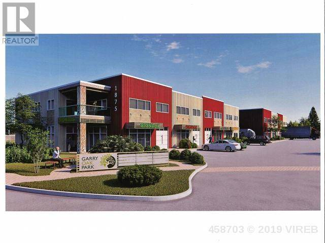 Commercial property for sale at 1875 Boxwood Rd Unit 106 Nanaimo British Columbia - MLS: 458703