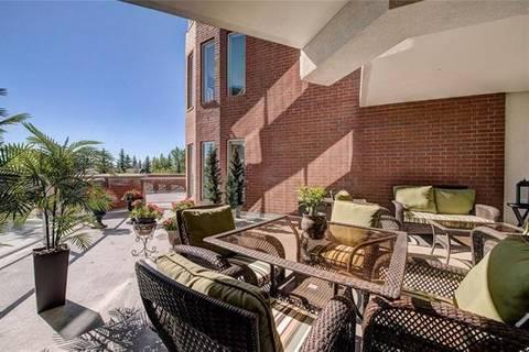 Condo for sale at 200 Patina Ct Southwest Unit 106 Calgary Alberta - MLS: C4226258