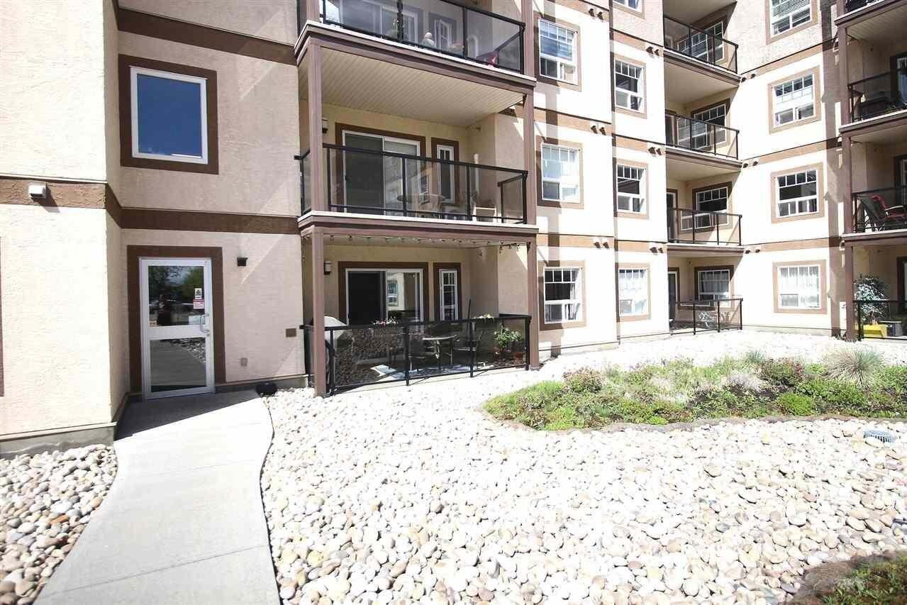 Condo for sale at 2045 Grantham Co NW Unit 106 Edmonton Alberta - MLS: E4198455