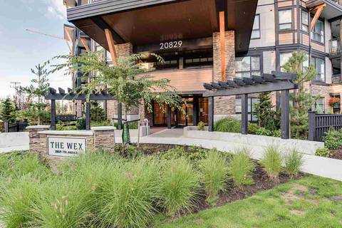 Condo for sale at 20829 77a Ave Unit 106 Langley British Columbia - MLS: R2406414