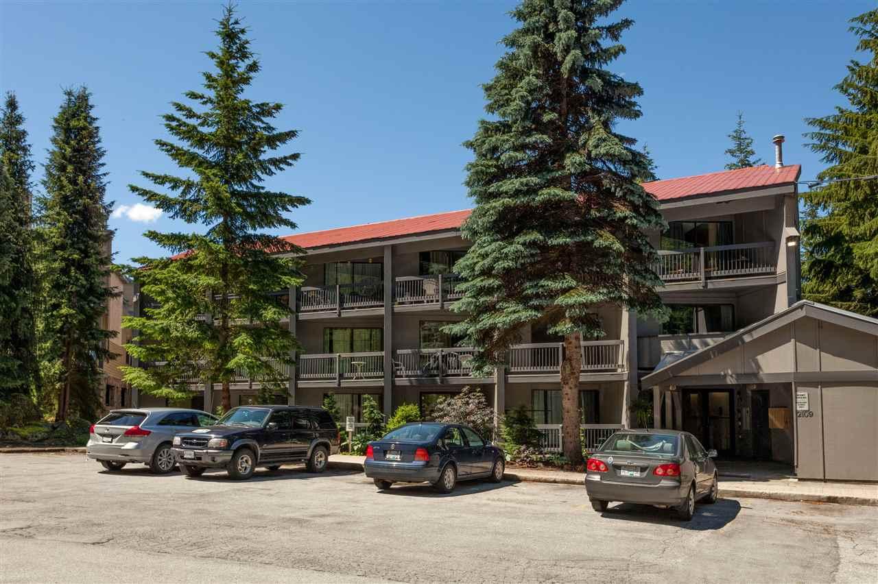 Sold: 106 - 2109 Whistler Road, Whistler, BC