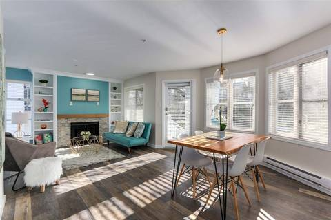 Townhouse for sale at 2175 3rd Ave W Unit 106 Vancouver British Columbia - MLS: R2339152