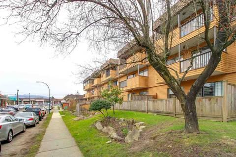 Condo for sale at 2277 30th Ave E Unit 106 Vancouver British Columbia - MLS: R2347998