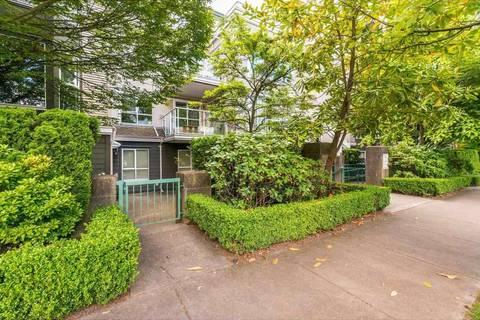 Condo for sale at 228 18th Ave E Unit 106 Vancouver British Columbia - MLS: R2383644