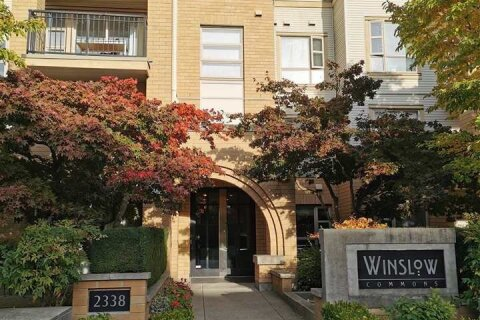 Condo for sale at 2338 Western Pw Unit 106 Vancouver British Columbia - MLS: R2525979