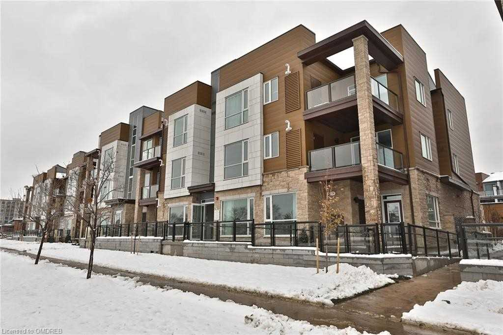For Rent: 106 - 2393 Bronte Road, Oakville, ON | 2 Bed, 2 Bath Townhouse for $2600.00. See 28 photos!