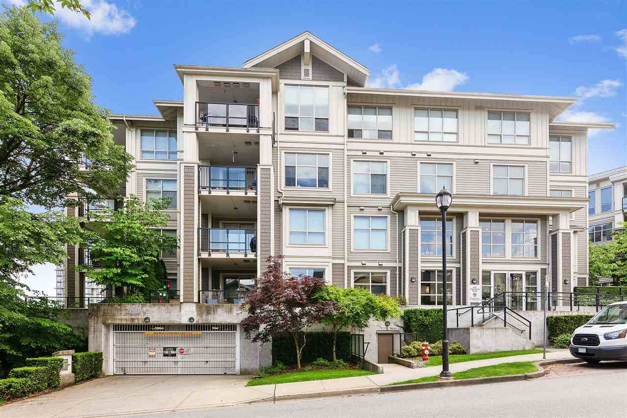 Buliding: 240 Francis Way, New Westminster, BC