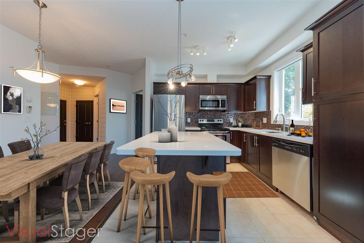 Condo for sale at 2584 Anderson Wy NW Unit 106 Edmonton Alberta - MLS: E4203237