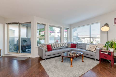 Condo for sale at 2585 Ware St Unit 106 Abbotsford British Columbia - MLS: R2403296