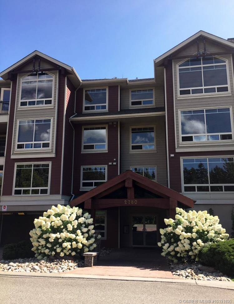 Condo for sale at 2780 Auburn Rd Unit 106 West Kelowna British Columbia - MLS: 10191835