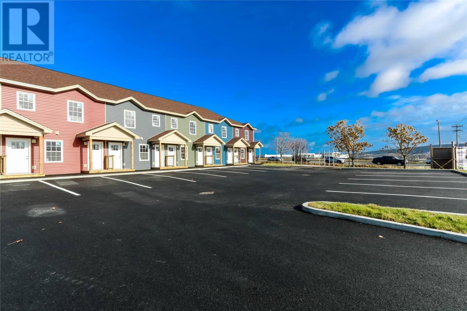 House for sale at 280 Blackmarsh Rd Unit 106 St. John's Newfoundland - MLS: 1205289