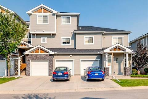 Townhouse for sale at 281 Cougar Ridge Dr Southwest Unit 106 Calgary Alberta - MLS: C4225288
