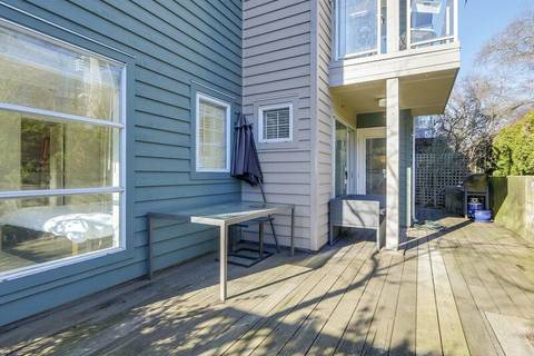 Condo for sale at 2815 Yew St Unit 106 Vancouver British Columbia - MLS: R2421681