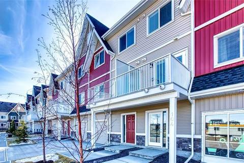 Townhouse for sale at 32 Red Embers Pr Northeast Unit 106 Calgary Alberta - MLS: C4293932