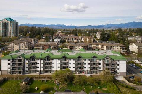 Condo for sale at 32044 Old Yale Rd Unit 106 Abbotsford British Columbia - MLS: R2367225
