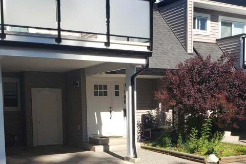 Townhouse for sale at 32923 Brundige Ave Unit 106 Abbotsford British Columbia - MLS: R2466700