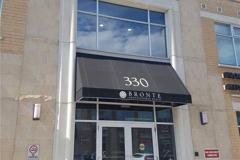 Commercial property for lease at 330 Bronte St Apartment 106 Milton Ontario - MLS: W4396870