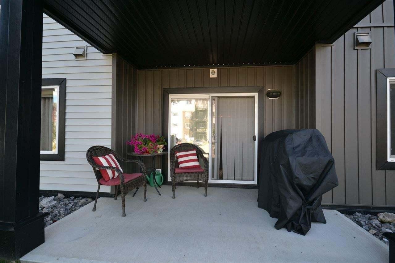 Condo for sale at 3353 16a Av NW Unit 106 Edmonton Alberta - MLS: E4193887