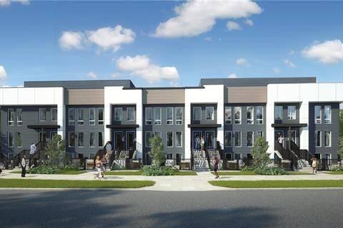 Townhouse for sale at 338 Seton Cs Southeast Unit 106 Calgary Alberta - MLS: C4293321