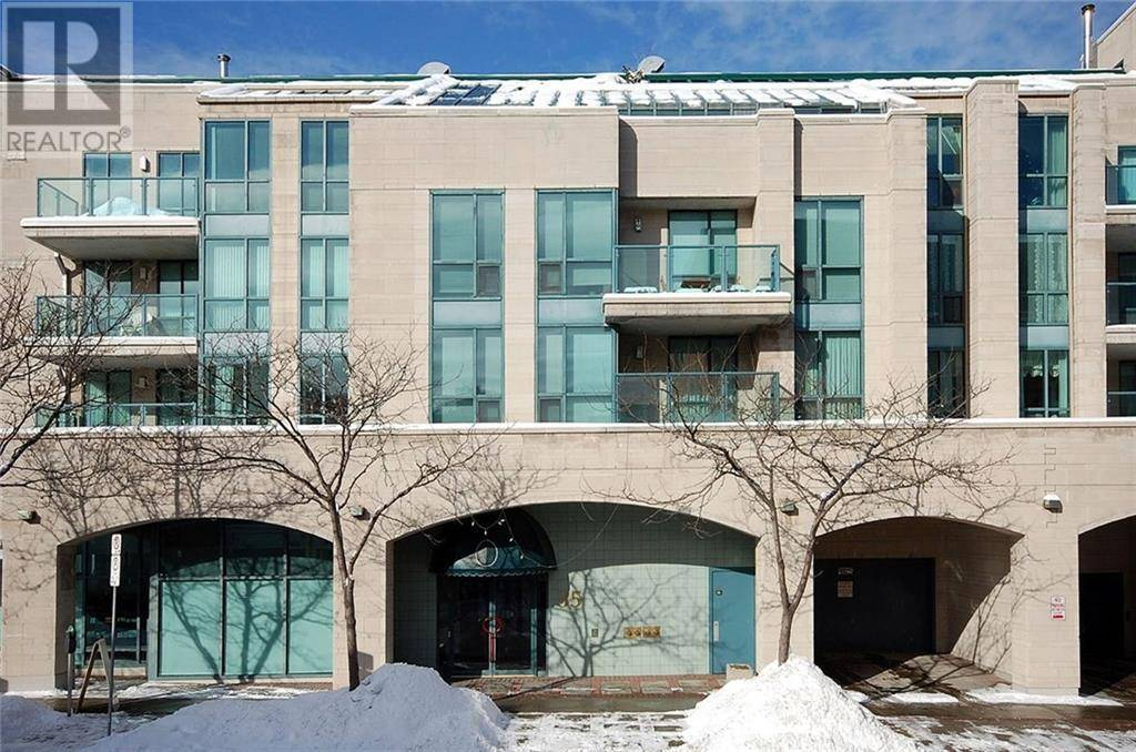 Apartment for rent at 35 Murray St Unit 106 Ottawa Ontario - MLS: 1176901