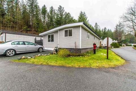 Residential property for sale at 3942 Columbia Valley Hy Unit 106 Cultus Lake British Columbia - MLS: R2459236
