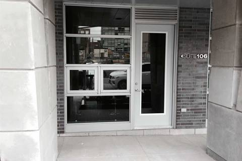 Condo for sale at 399 Adelaide St Unit 106 Toronto Ontario - MLS: C4577156