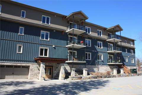 Residential property for sale at 4 Lake Ave Unit 106 Dysart Et Al Ontario - MLS: X4747971
