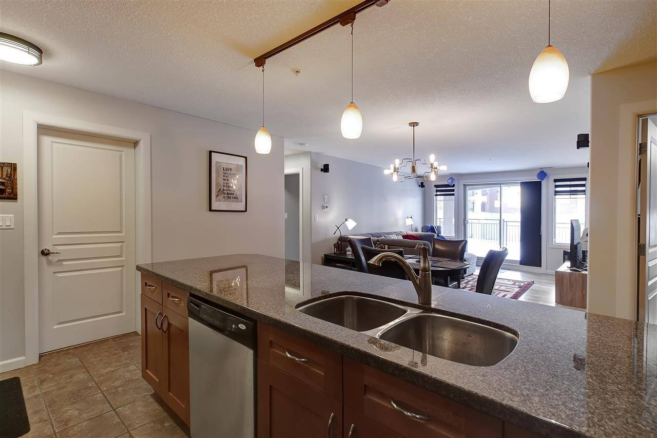 Condo for sale at 400 Palisades Wy Unit 106 Sherwood Park Alberta - MLS: E4187981