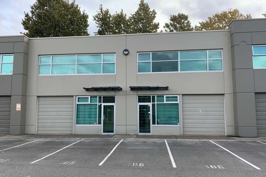 Commercial property for sale at 418 E Kent Ave SOUTH Unit 106 Vancouver British Columbia - MLS: C8034711
