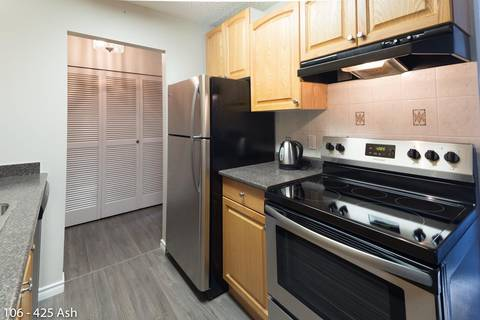 Condo for sale at 425 Ash St Unit 106 New Westminster British Columbia - MLS: R2357956