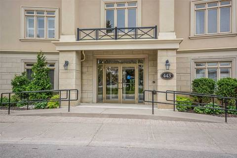 Condo for sale at 443 Centennial Forest Dr Unit 106 Milton Ontario - MLS: W4615389