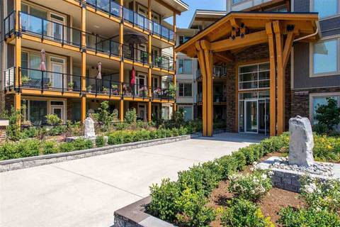 Condo for sale at 45746 Keith Wilson Rd Unit 106 Chilliwack British Columbia - MLS: R2414278