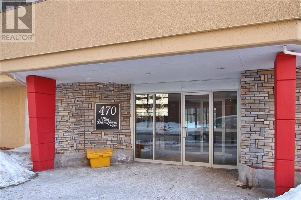 Condo for sale at 470 Laurier Ave W Unit 106 Ottawa Ontario - MLS: 1187539