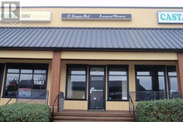 Commercial property for lease at 4871 Joyce Ave Apartment 106 Powell River British Columbia - MLS: 15330