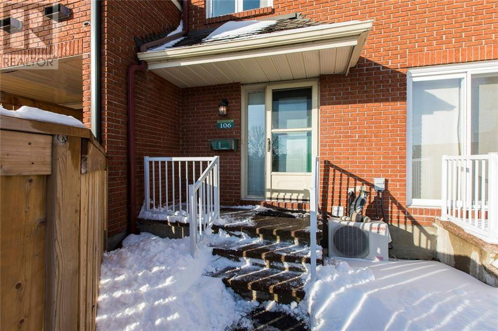 House for sale at 495 Canteval Te Unit 106 Ottawa Ontario - MLS: 1179250