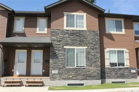 Townhouse for sale at 503 Colonel Otter Dr Unit 106 Swift Current Saskatchewan - MLS: SK779377