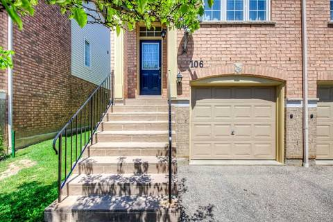 Condo for sale at 5055 Heatherleigh Ave Unit 106 Mississauga Ontario - MLS: W4484221