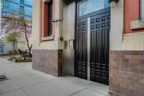 Condo for sale at 535 10 Ave Southwest Unit 106 Calgary Alberta - MLS: C4245281